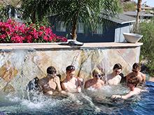 Pool Party Bareback Boys